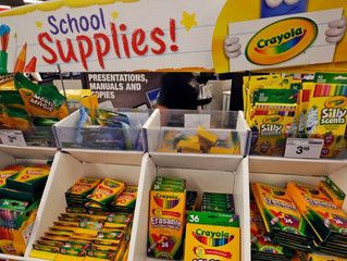 Las Vegas program allows parking tickets to be paid with school supplies