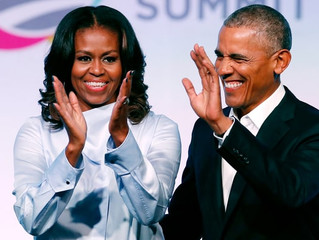 Barack and Michelle Obama sign film, series production agreement with Netflix