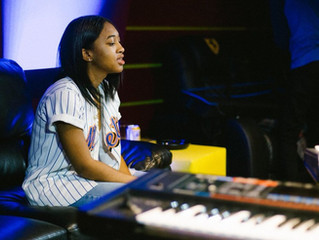 Nija Charles. In 2018, she wrote Grammy-nominated hits for Beyonce, Cardi B and more. She's only 21