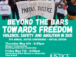 BEYOND THE BARS IS BACK!!!! REGISTER TODAY