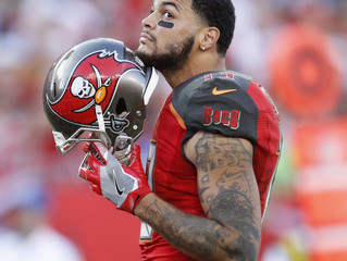 Mike Evans donates $11,000 to help shooting victim's family