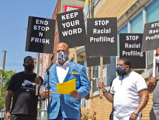 Philly civil rights groups demand that the mayor end stop-and-frisk