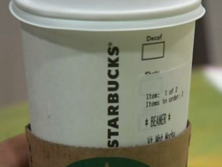 Starbucks apologizes to Latino customer for racial slur written on his drink cup
