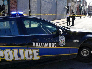 Baltimore City Police Officer Dies Of Apparent Overdose