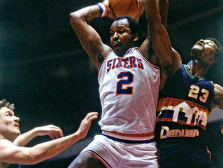 Sixers to retire Moses Malone's No. 2 jersey on Feb. 8