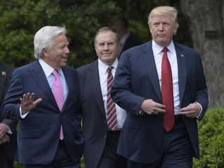 Robert Kraft says President Trump is working to serve 'best interests of the country'