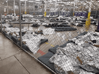 Report Says, A Record-High 12,800 Immigrant Children Are Currently Being Detained by the U.S. Govern