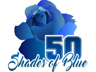50 SHADES OF BLUE DOMESTIC VIOLENCE AWARENESS NEEDS YOUR SUPPORT