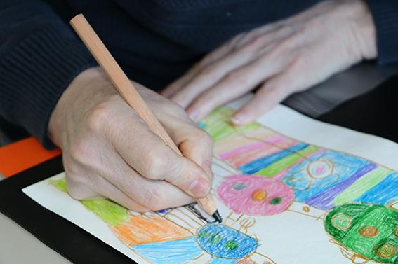 Papier en kleur