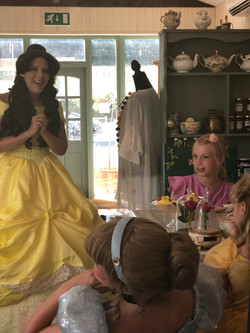 belle singing