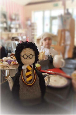 Harry Potter Afternoon Tea