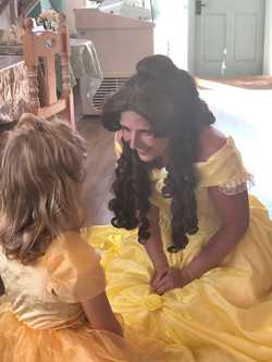 belle and ivy