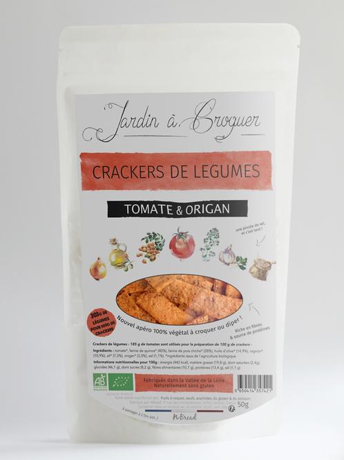 Crackers Tomate Origan
