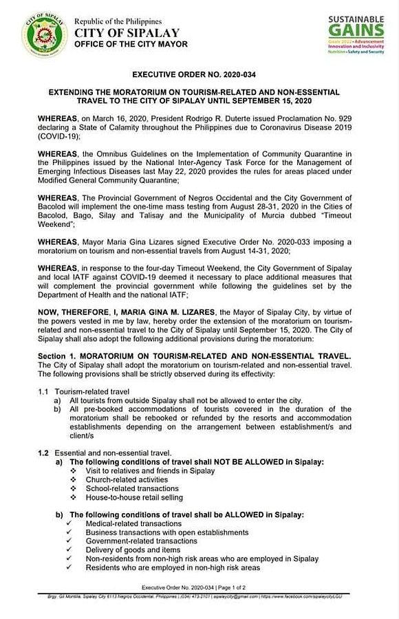 Sipalay City Executive Order 2020-034_p1