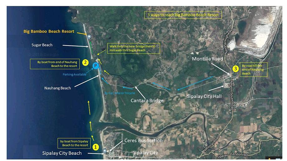 Big Bamboo Beach Resort Directions_v3.0.