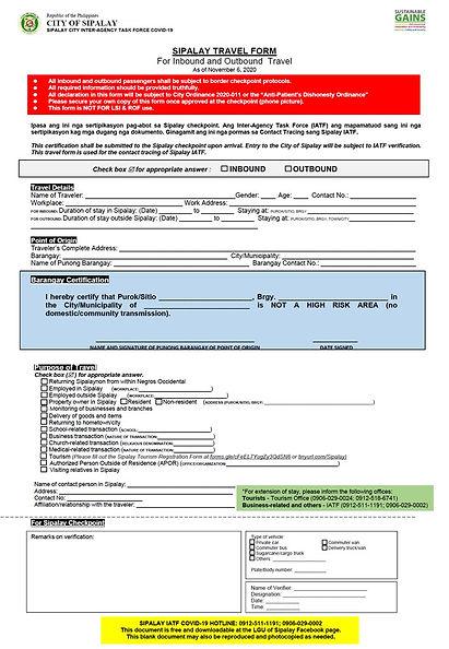 Updated Inbound Travel Form_6 Nov 2020.j