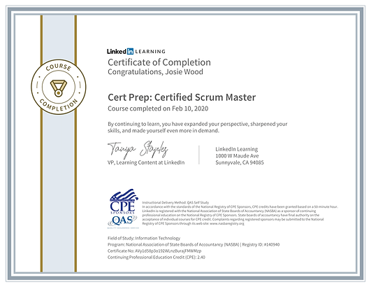CertificateOfCompletion_Cert Prep Certif