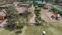 Foto aérea 1 del campamento BCM Perú