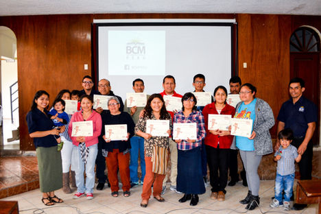 Capacitaciones BCM Peru