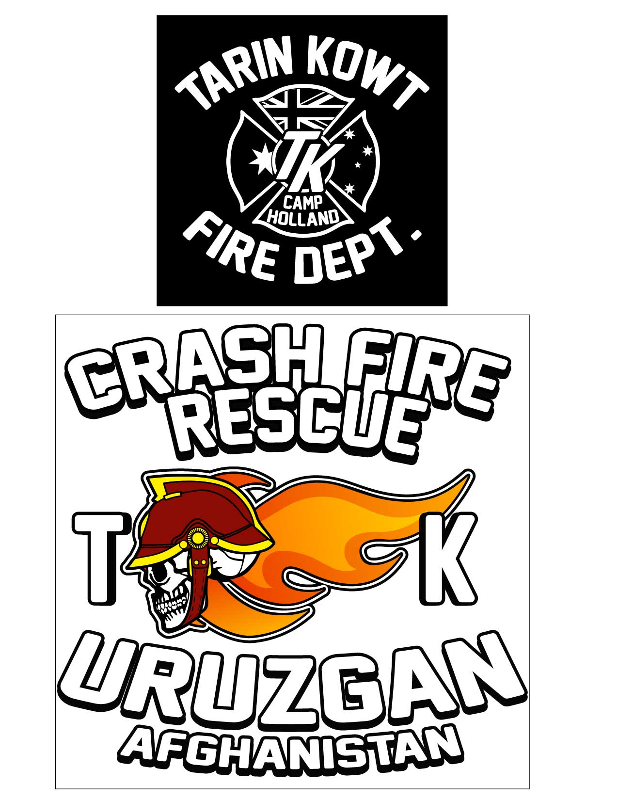 FIRE RESCUE TEAM TEE