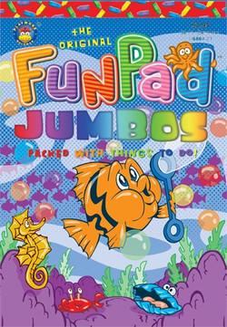 Funpad Jumbo Book Cover