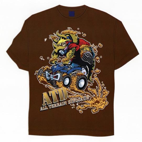 Dino Rider Tee.