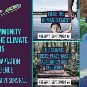 World Community Climate Crisis Series