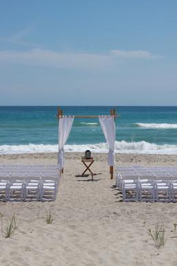 North Carolina Beach Wedding