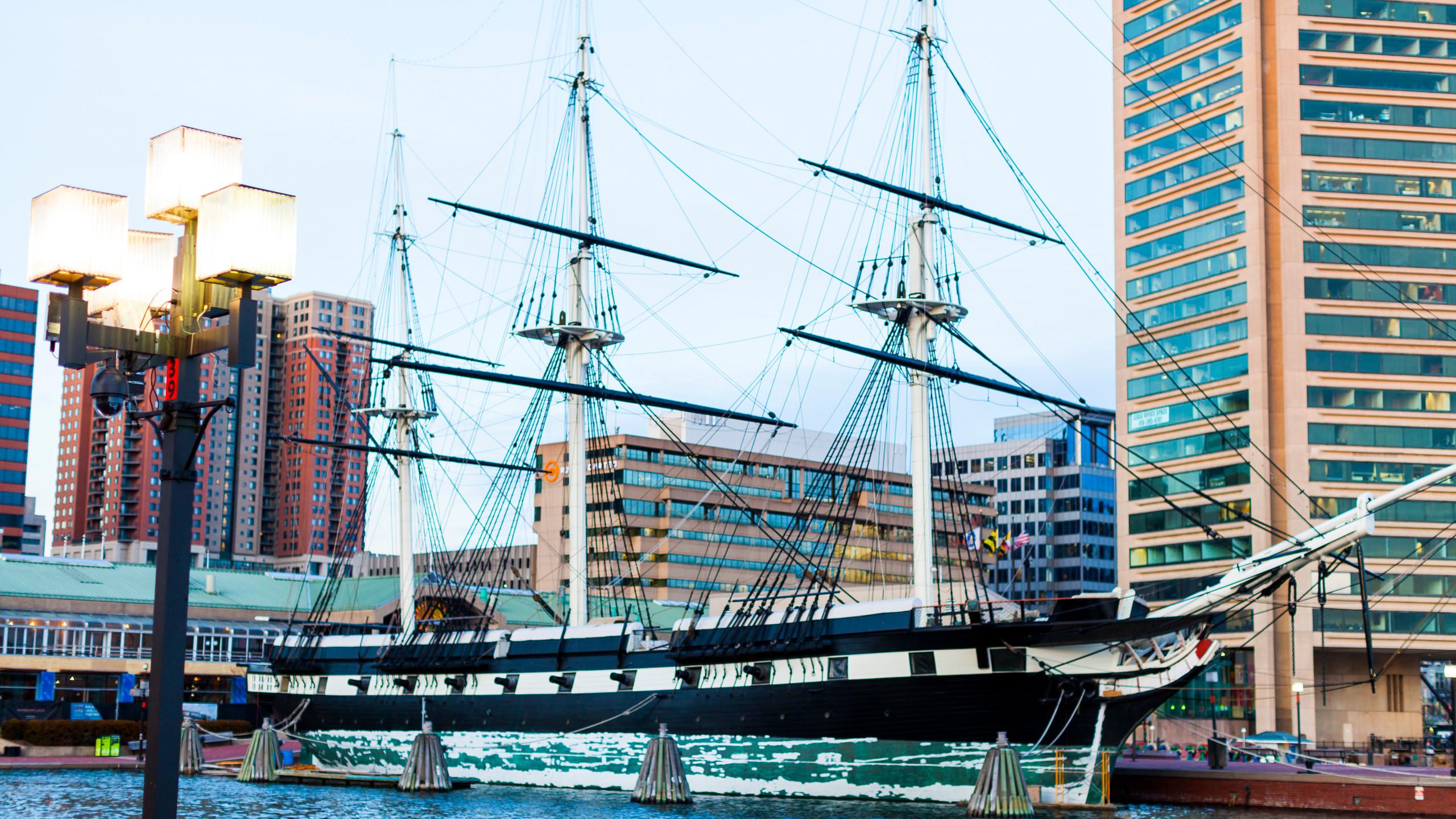 A Historic Ship