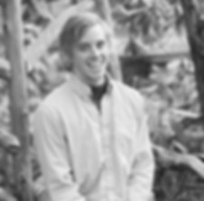 Monochrome portrait of Cody Duncan Garner