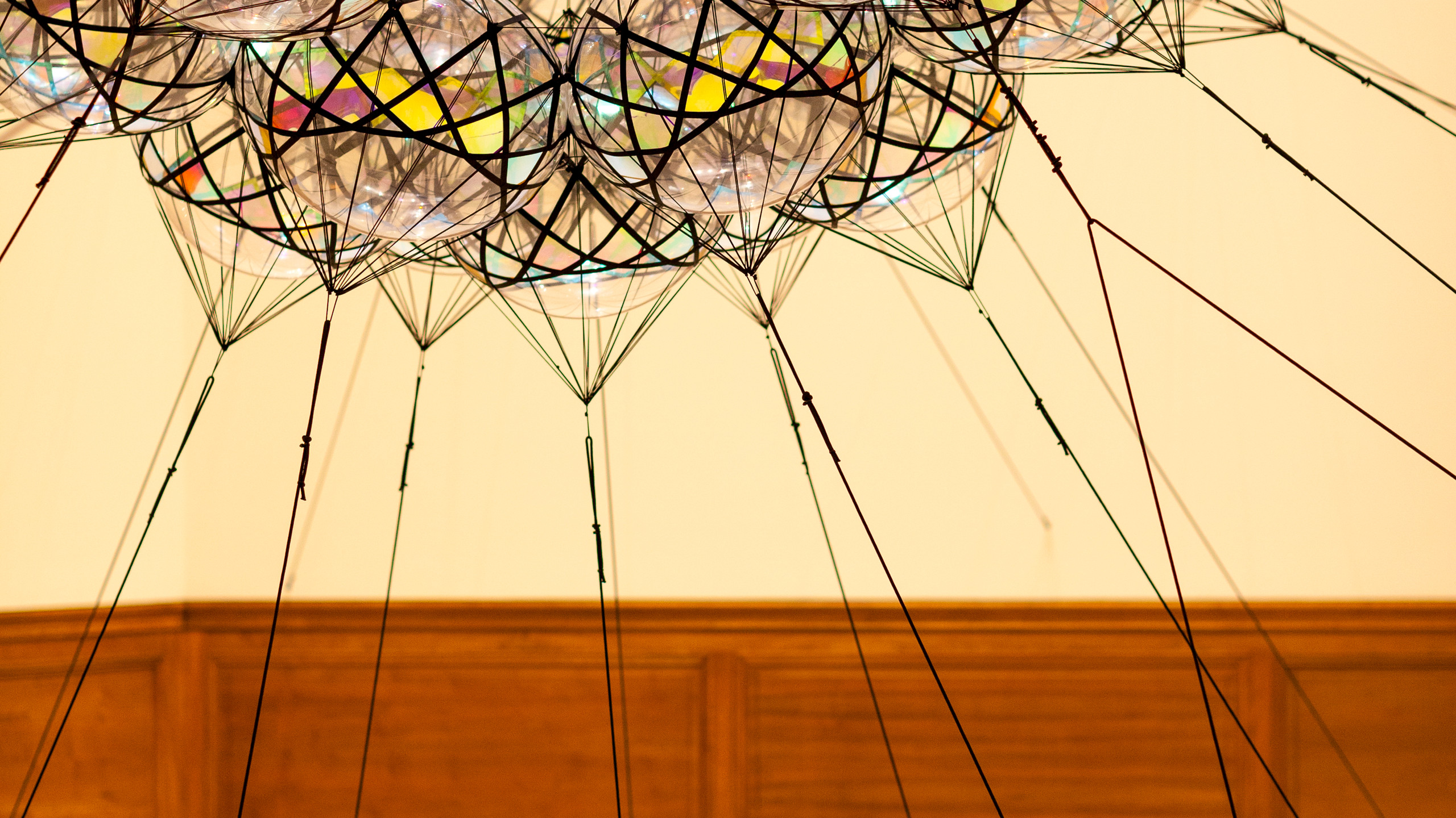 Three dimensional art