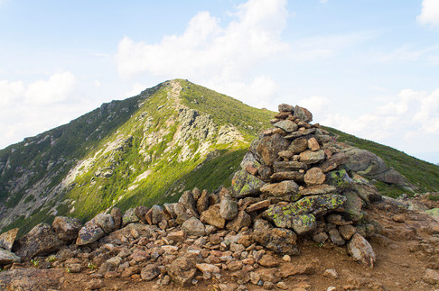 Franconia Ridge in the White Mountains
