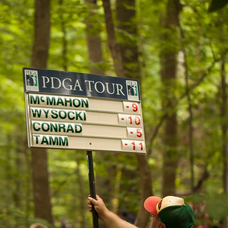 PDGA Tour Event: Delaware Disc Golf Challenge 2019