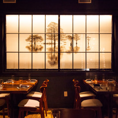 A Quiet Dining Room