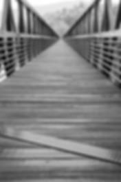 James River Footbridge in Virginia, the longest footbridge on the Appalachian Trail