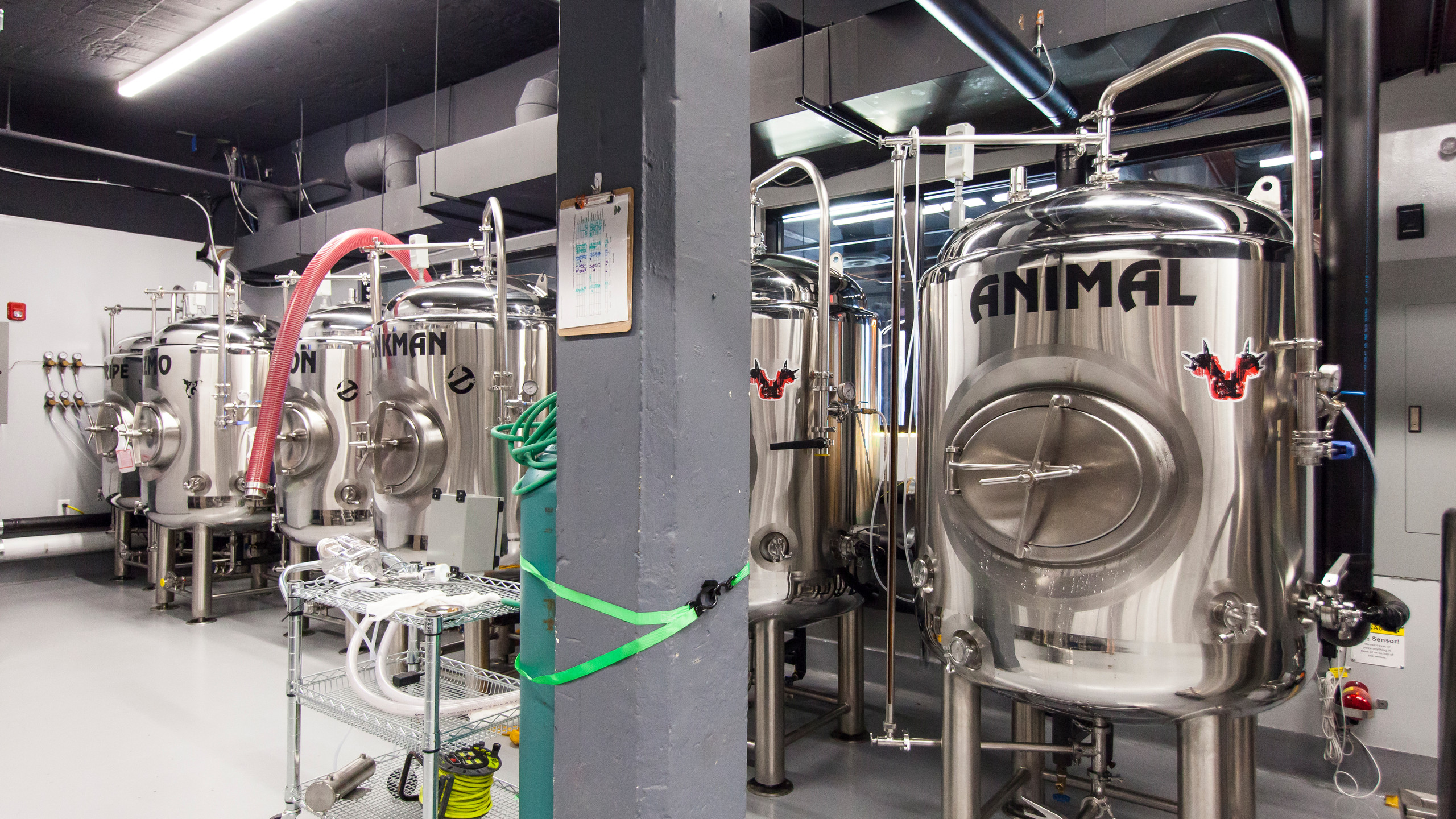 The backroom brewhouse