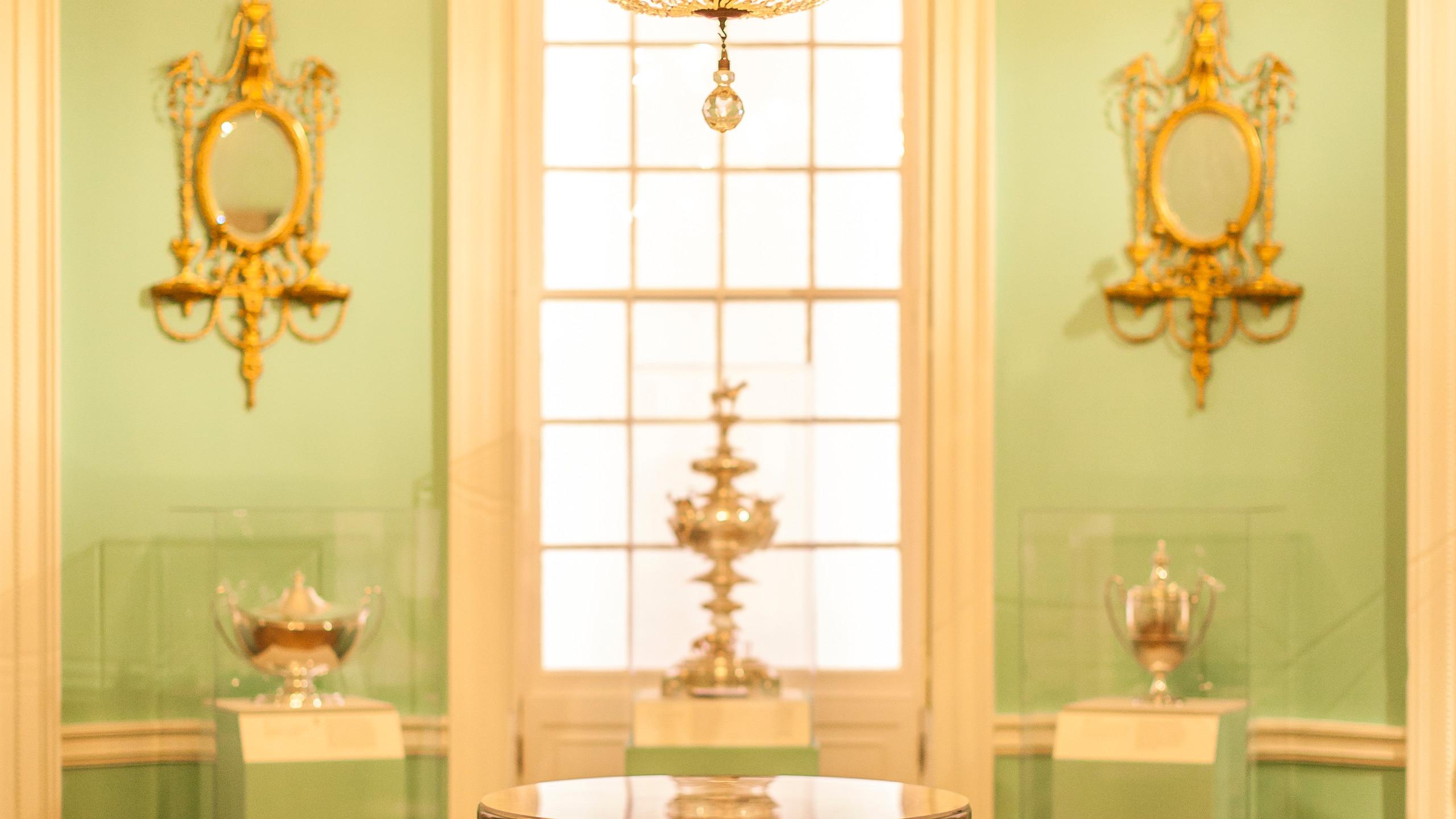 Preserved Room