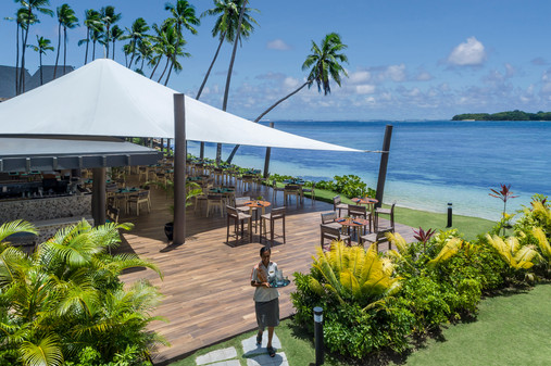 Shangri-La's Fijian Resort & Spa - Beach