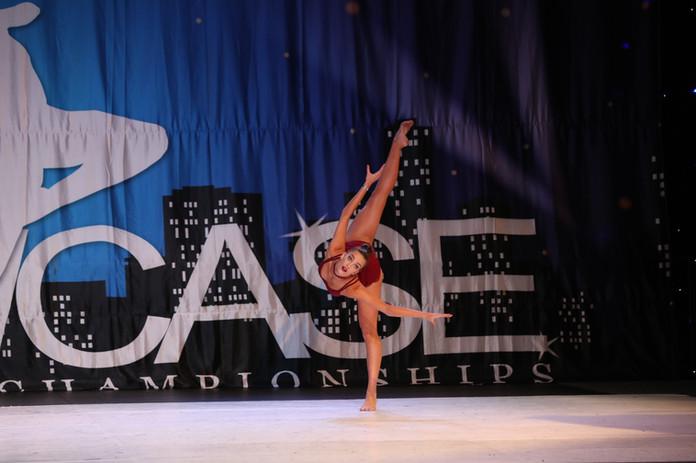 Dance Off Presenior 5 Hannah Millott-Dan