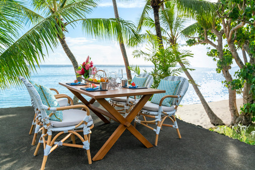 Shangri-La's Fijian Resort & Spa - Dine
