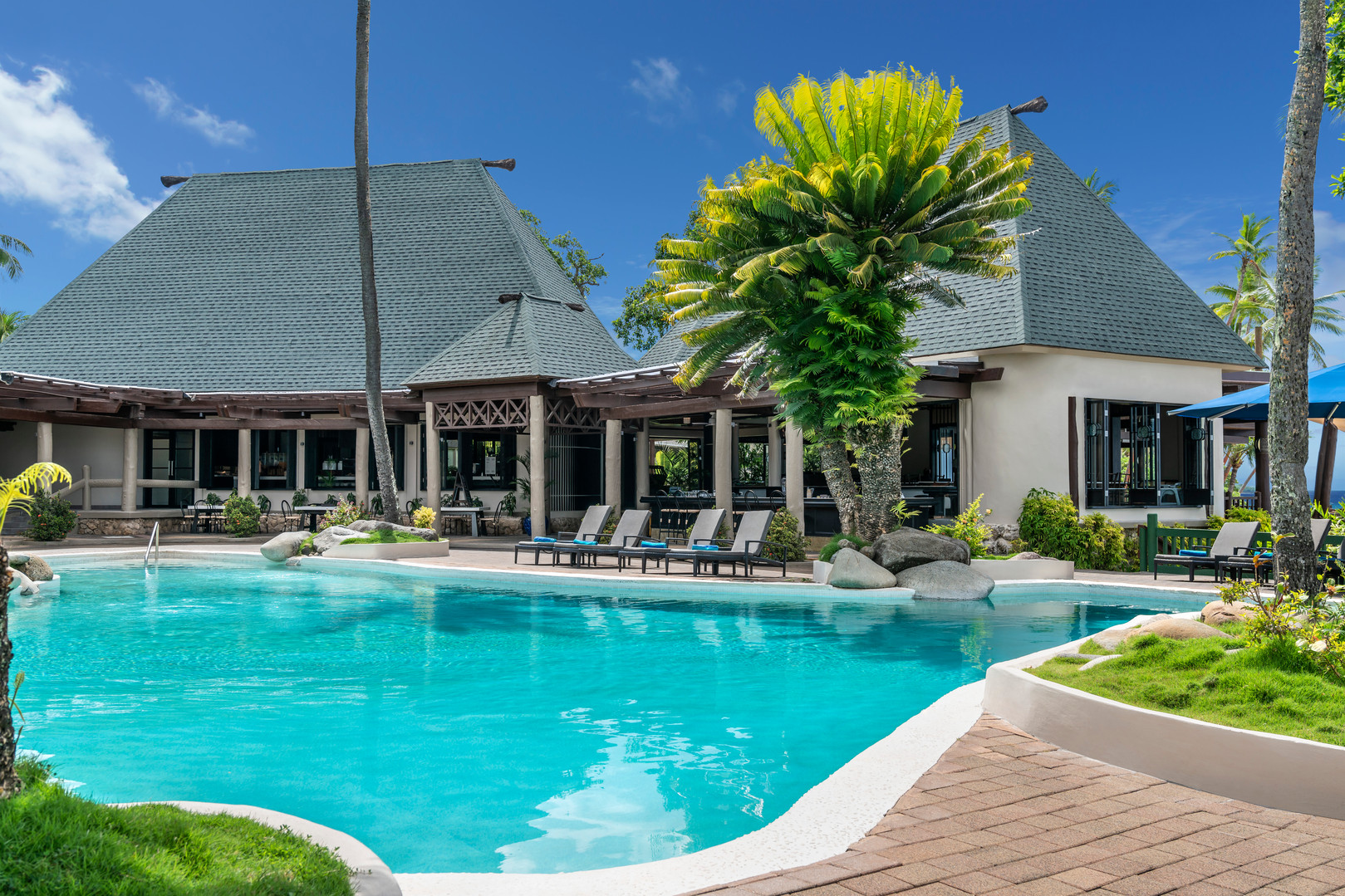 Shangri-La's Fijian Resort & Spa - Takal