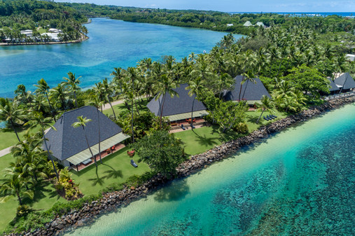 Shangri-La's Fijian Resort & Spa - Lagoo
