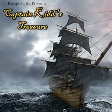 Captain Kids Treasure escape room game