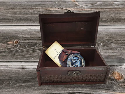 Lock box with compass for Answers-min.jp
