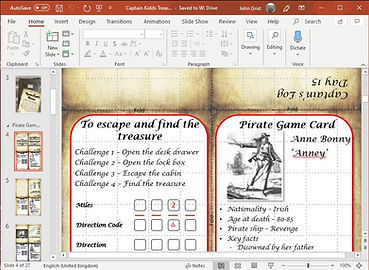 Escape Party Editors kit