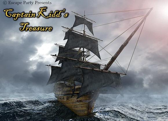 Captain Kidd's Treasure