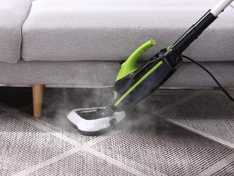 Top 6: Best Cylinder & Mop Steam Cleaners for your Kitchen Floor (2020)