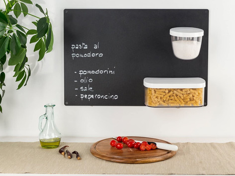 Should Your Kitchen Have a Blackboard?