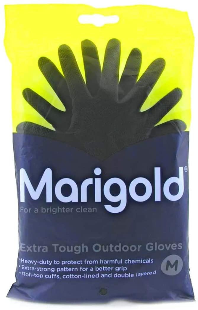 outdoor gardening gloves marigolds black