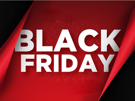 The 5 Best Early Black Friday deals with Amazon
